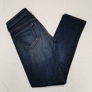 Citizens of Humanity | Arielle Mid Rise Slim Jeans